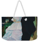 Dance At Bougival Renoir Weekender Tote Bag