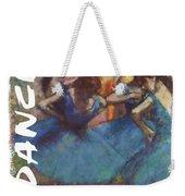 Dance By Degas Weekender Tote Bag