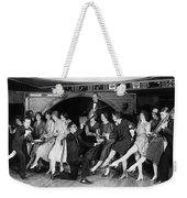Dance: Charleston, C1926 Weekender Tote Bag