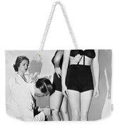 Dance Director Selecting Girls Weekender Tote Bag