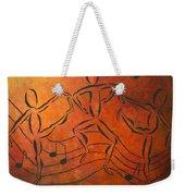 Dance Fever Weekender Tote Bag