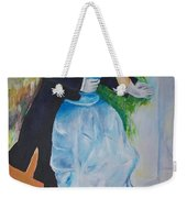 Dance In The City  Weekender Tote Bag