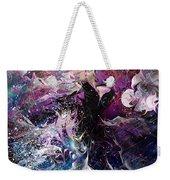 Dance In The Seas Weekender Tote Bag by Rachel Christine Nowicki