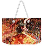 Dance Of Colors Weekender Tote Bag