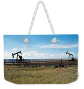 Dance Of Oil Weekender Tote Bag