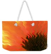 Dance Of The Daisy Weekender Tote Bag
