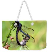 Dance Of The Dragonfliesd Weekender Tote Bag