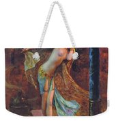 Dance Of The Veils Weekender Tote Bag by Gaston Bussiere