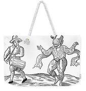 Dance The Morris, 1600 Weekender Tote Bag