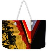 Dance Upon The Bow Weekender Tote Bag
