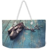 Danced Weekender Tote Bag by Priska Wettstein