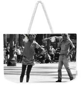 Dancers In Sao Paulo Weekender Tote Bag