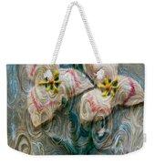Dances With Flowers Weekender Tote Bag