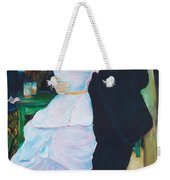 Dancing Couple  Weekender Tote Bag