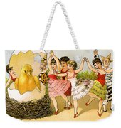 Dancing Girls Weekender Tote Bag