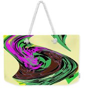 Dancing Goose 2 Weekender Tote Bag by Will Borden