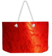Dancing In The Fire Abstract Weekender Tote Bag
