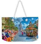 Dancing In The Streets Weekender Tote Bag