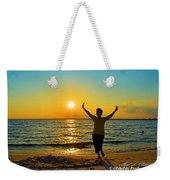 Dancing In The Sunlight Weekender Tote Bag