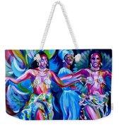 Dancing Panama Weekender Tote Bag
