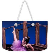 Dancing Princess Weekender Tote Bag