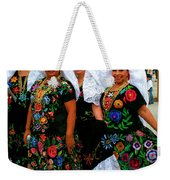 Dancing Queens Palm Springs Weekender Tote Bag
