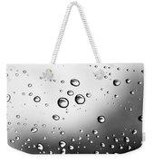 Dancing Raindrops Weekender Tote Bag