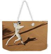 Dancing Sifaka 1 Weekender Tote Bag