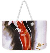 Dancing The Tango Weekender Tote Bag