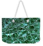 Dancing Water 8 Weekender Tote Bag