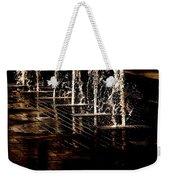Dancing Waters Weekender Tote Bag