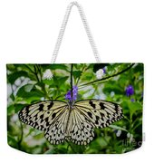 Dancing With Butterflies Weekender Tote Bag
