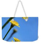 Dancing With The Flowers Weekender Tote Bag