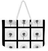 Dandelion 3 Weekender Tote Bag
