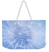 Dandelion Atmosphere Weekender Tote Bag