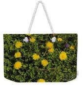 Dandelion Convention Weekender Tote Bag
