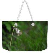 Dandelion In The Wind Weekender Tote Bag
