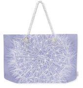 Dandelion Marco Abstract Lavender Weekender Tote Bag