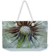 Dandelion Seed Puff Weekender Tote Bag