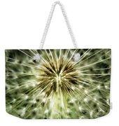 Dandelion Seeds Weekender Tote Bag