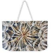 Dandelion Weekender Tote Bag by Stelios Kleanthous