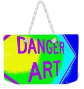 Danger Art Weekender Tote Bag