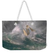 Danger At Sea Weekender Tote Bag