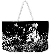 Danger In The Shadows Weekender Tote Bag