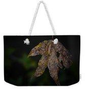 Dangling Dark Sweetgum Weekender Tote Bag
