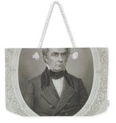Daniel Webster, From The History Of The United States, Vol. II, By Charles Mackay, Engraved By T Weekender Tote Bag