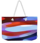 Dappled Light Panoramic 3 Weekender Tote Bag