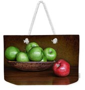 Dare To Be Different 3 Weekender Tote Bag