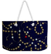 Dare To Be Different - Stars - Blazing Trails Weekender Tote Bag