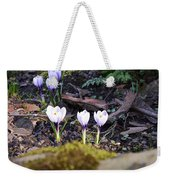 Daring To Grow Weekender Tote Bag